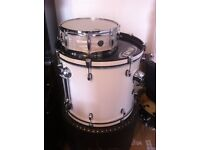 Mapex Shell pack with Gretsch snare Drum