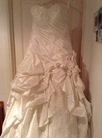 Wedding dress Kenneth Winston