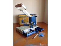"""CORNER CUTTER """"WARRIOR"""" As new corner cutter, with extra free cutter normally £22.45"""