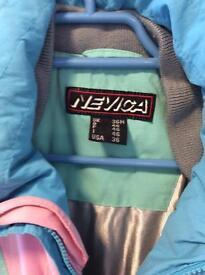 Woman Ski outfit