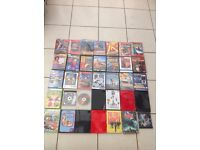 Assortment of DVD, Pc Games and X-Box