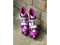 Roller skates. Size 11-13 adjustable