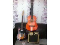 Guitars n amp