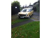 morris 1800 classic 4 door (landcrab) family owned for 43years very tidy