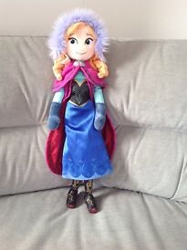 Disney Frozen Anna Doll toy