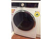 SHARP Washer/Dryer ES-GDF964W 17 month's old/5 year guarantee