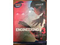 BTEC National Level 3 Engineering