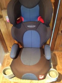 Graco High Back Car Seat