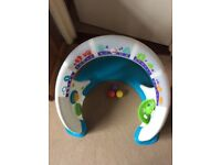 Fisher price baby beats smart touch play space
