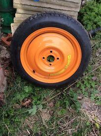 Wheel &tyre