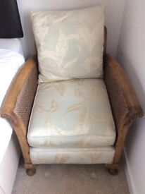 Berger sofa and chair