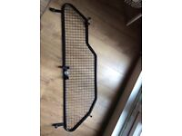 Dog guard/metal luggage barrier for Mazda 6 (and other estates)