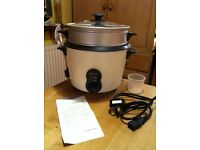 Kenwood Rice Maker and Steamer RC400 series