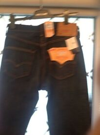 Levis 501 brand new with tags