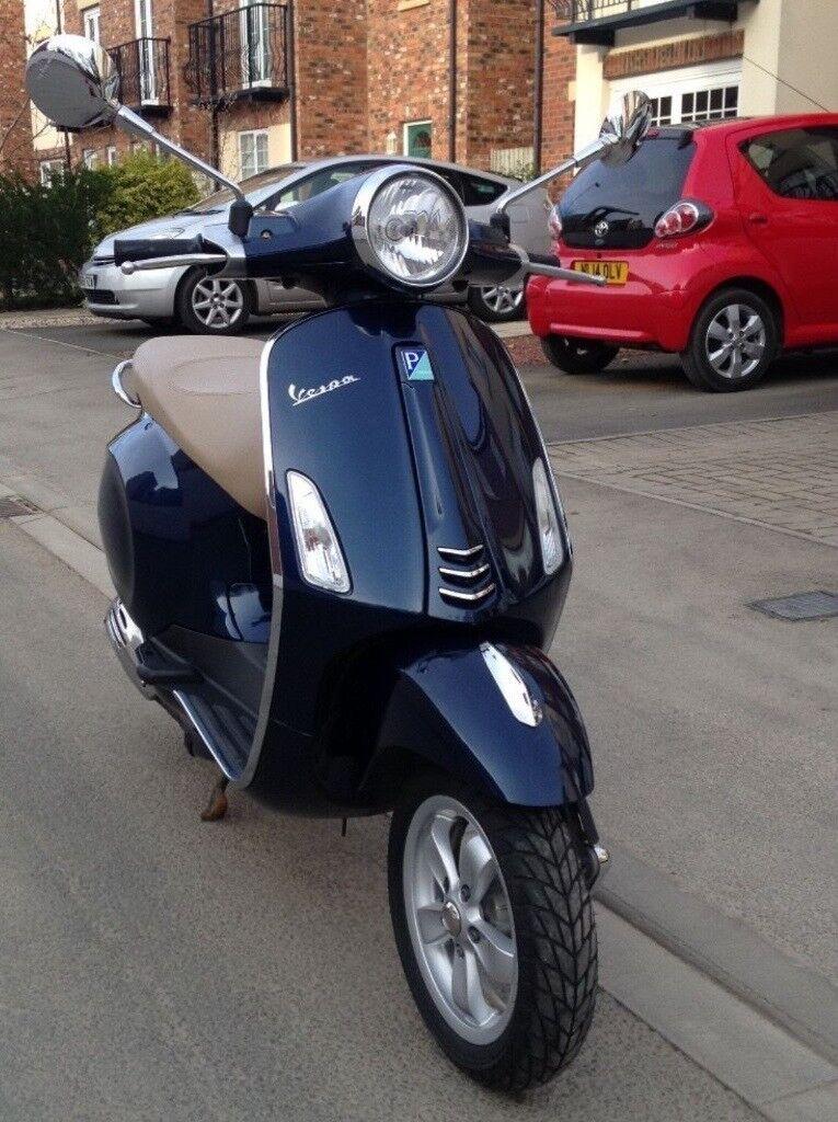 SUPERB Piaggio Vespa!!! Great commuter