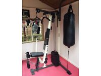 Weider Sparring System Multi Gym, good condition. Collection from Fareham.