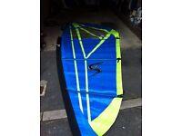 Windsurf Sail. Simmerstyle Wave comp 3.50
