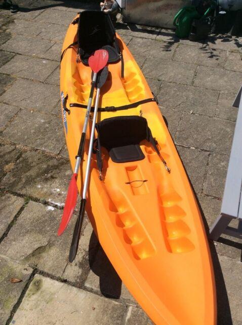 Ocean Kayak Malibu 2, compact, tandem sit on top kayak    in Falmouth,  Cornwall   Gumtree