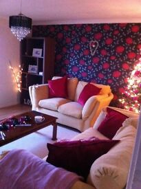 Lovely double room to rent in 2 bed flatshare in Weymouth, Dorset.