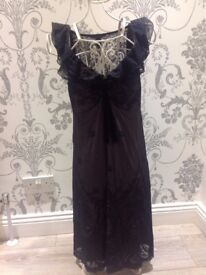 Evening dress (excellent condition) by Mango