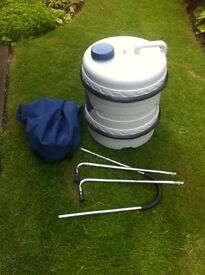 50LTR PYRAMID WATER HOG