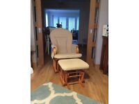 Nursery Feeding Rocking Chair