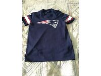 New England Patriots American Football Shirt - Large