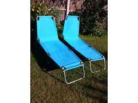 Garden Sun loungers / Sunbeds