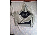 New with tags ea7 emporio Armani tracksuits hoody