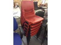 Designer Office Stacking Chairs