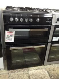 Flavel Milano G60 black cooker. £320 12 month Gtee