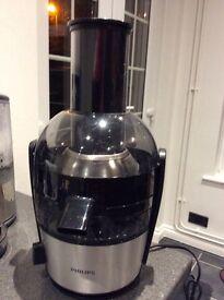 Philips centrifugal juicer