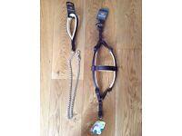 Dog Harness & Lead Ferplast (NEW)
