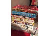 Range of children's books