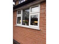 Window, back door and patio doors white pvc