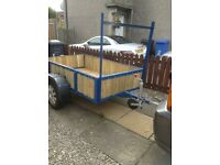 Large 2 metre workhorse trailer all new