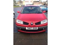 Renault MEGANE II - 07 1.5DCI 86 Dynamique - 12+ Months MOT -£30 Road Tax- Very Good Condition