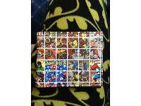 Marvel superhero wallet