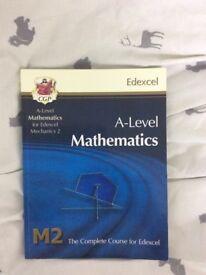 Edexcel CGP A Level Mathematics M2 Book