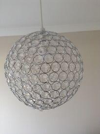 Next Gem Ball Ceiling Light