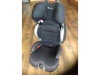 Silvercross Car booster seat