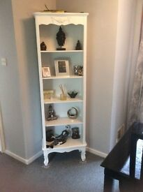 Pretty toulouse book case shabby chic dunelm mill