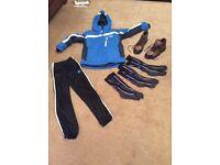 Boys outdoor/camping clothes/ski bundle