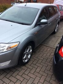 Mondeo 140bhp estate one owner full history