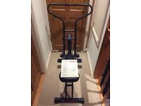 Excercise bike /Cardioglide total body motion Low impact with insrtructions