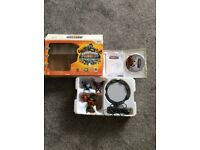 wii skylander set..in working order