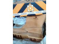 Jallatte men's Safety Boots - As New & Boxed