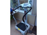 Really nice Vibration Plate for sale