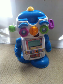 GADGET THE ROBOT LEARNING TOY VTECH
