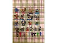 Skylanders figures, vehicles, traps and accessories for sale.
